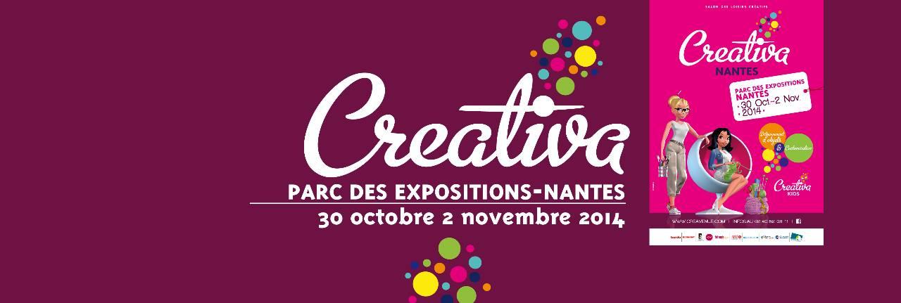 Salon creativa nantes dition 2014 - Salon creativa nantes ...