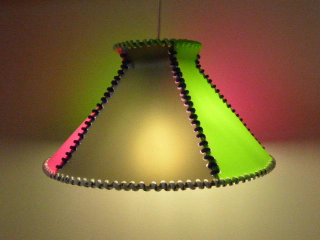 Un luminaire imaginé par Haloluminaire