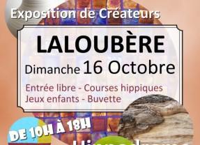 Marché des Métiers d'Art à l'hippodrome de Laloubère