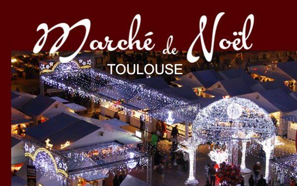 Marché de Noël 2016 de Toulouse
