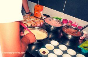 un atelier créatif culinaire