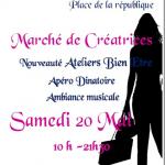 Marché de créatrices 3ème édition à Lunel