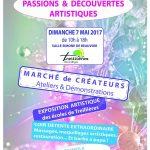 Salon passions & découvertes artistiques