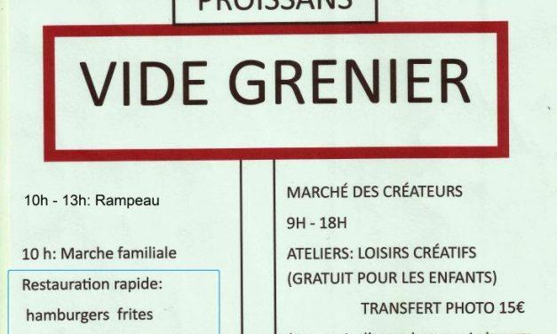Marché des Créateurs & Vide grenier