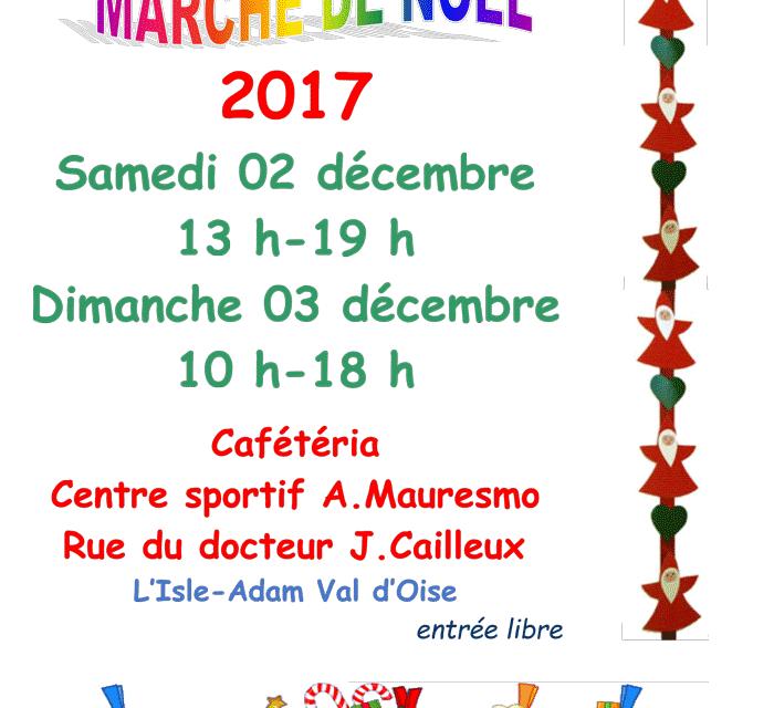 Marché de Noël L'isle-Adam (95)