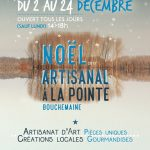 Noël artisanal à La Pointe/Bouchemaine!