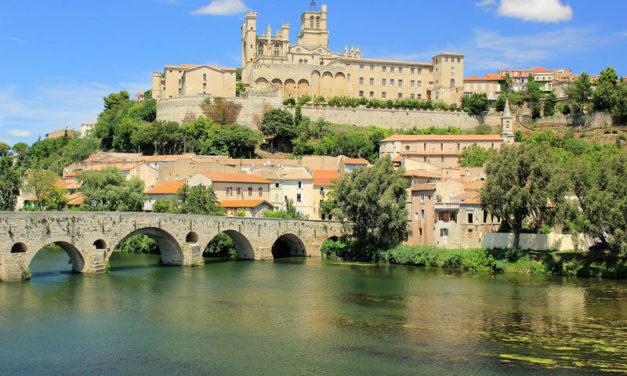 Marché de créateurs aux 9 écluses à Béziers
