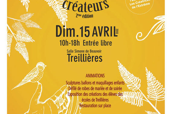 Salon de Créateurs 2ème édition à Treillières