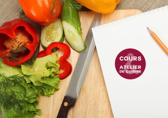 Trouver un cours de cuisine en france for Donner des cours de cuisine