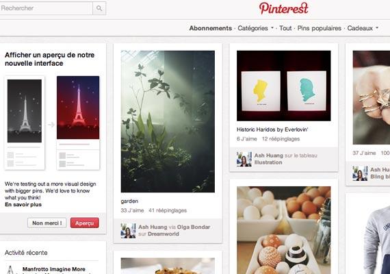 Utiliser Pinterest pour faire connaitre ses créations