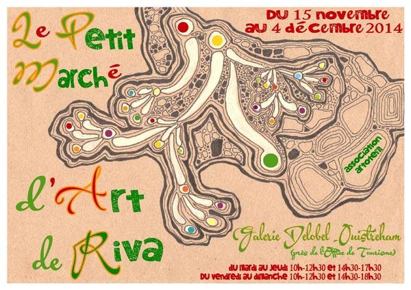 Le Petit Marché d'Art de Riva