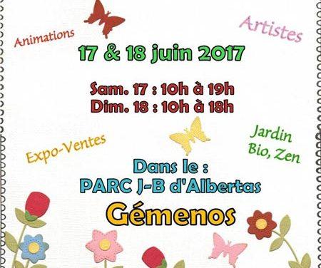 Le festival CréArtiS (Créateurs Artisans du Sud) à Gémenos