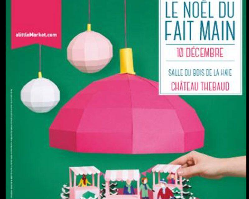 Marché de Noël des créateurs au Château Thébaud