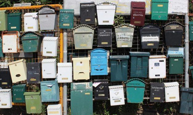 Hausse des tarifs postaux en 2018