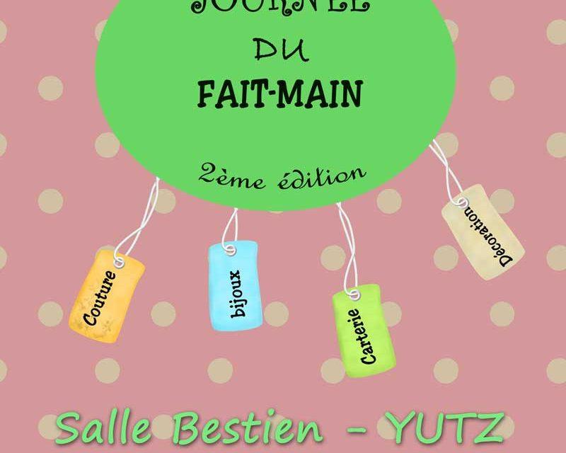 Journée du Fait Main à Yutz (57)