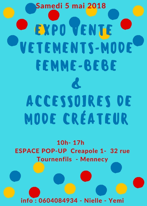 expo vente mennecy