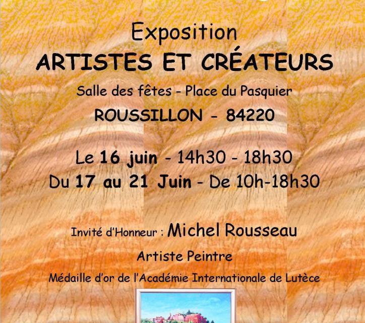 Exposition d'Artistes et de Créateurs