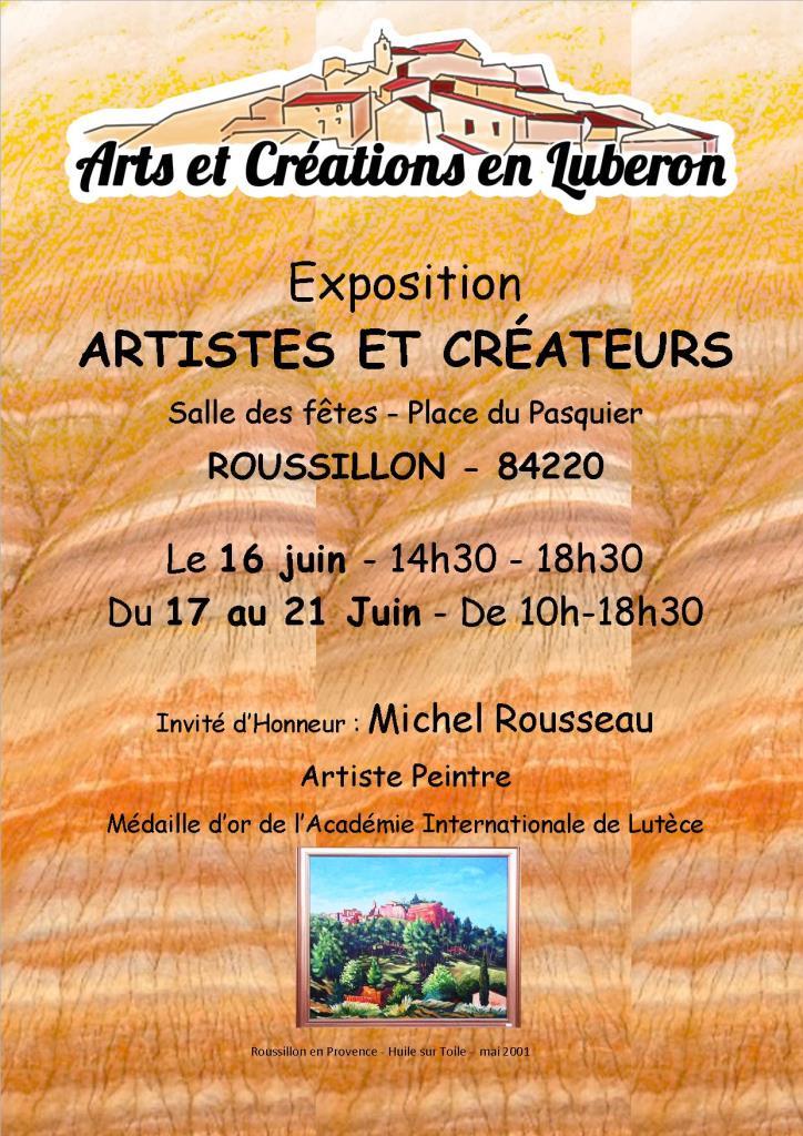 Place Lou Pasquier 84220 ROUSSILLON