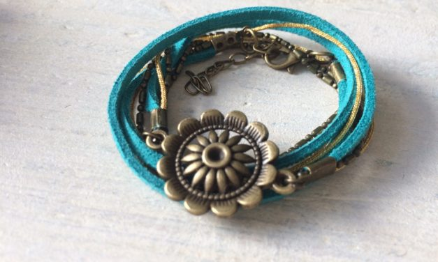 Joli bracelet multifonction