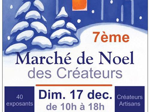 7eme Marché de noel des Créateurs de Géménos