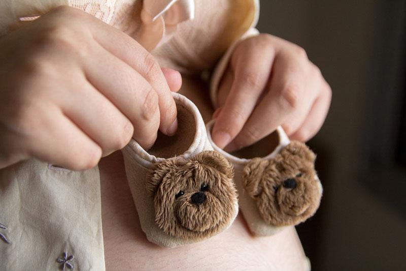 Un guide d'achat consacré à la grossesse