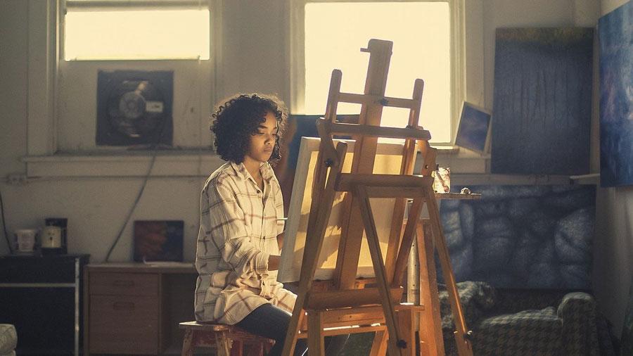 Choisir un chevalet pour peindre